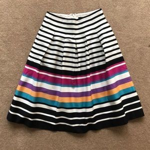 Banana Republic Striped Skirt (New with tags)